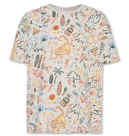 Oversized T-Shirt AOP