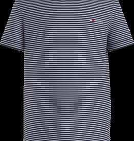 Fine Stripe Tee