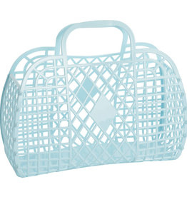 Sunjellies Retro Basket Large