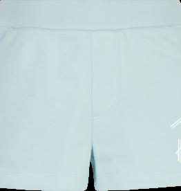 Script Print Sweat Shorts