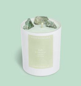 Pastel Jade Mint Green
