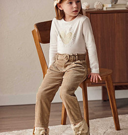 Cord Long Trousers