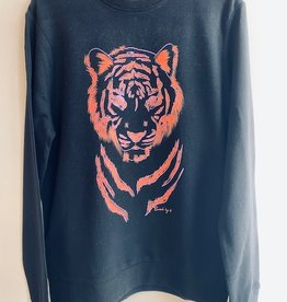 Pinned By K Tijger Basic Sweater