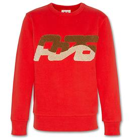C-Neck Sweater Wave