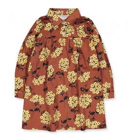 Christina Rohde CH.R Brown Flower Dress