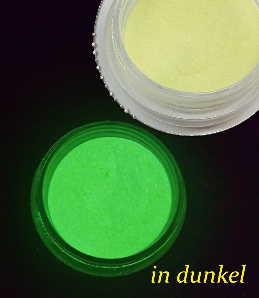 Leuchtende Pigmente! 4 Farben