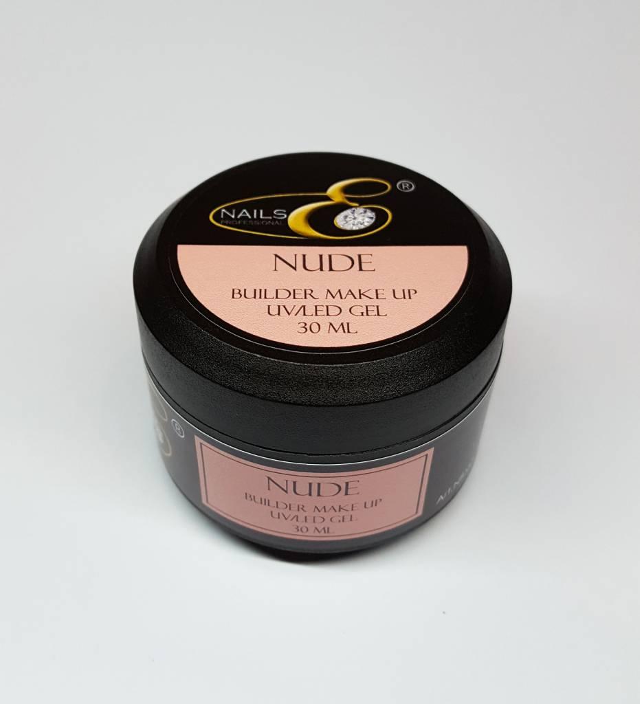 NailsE Professional NailsE Nude Builder Make Up Gel 30ml.