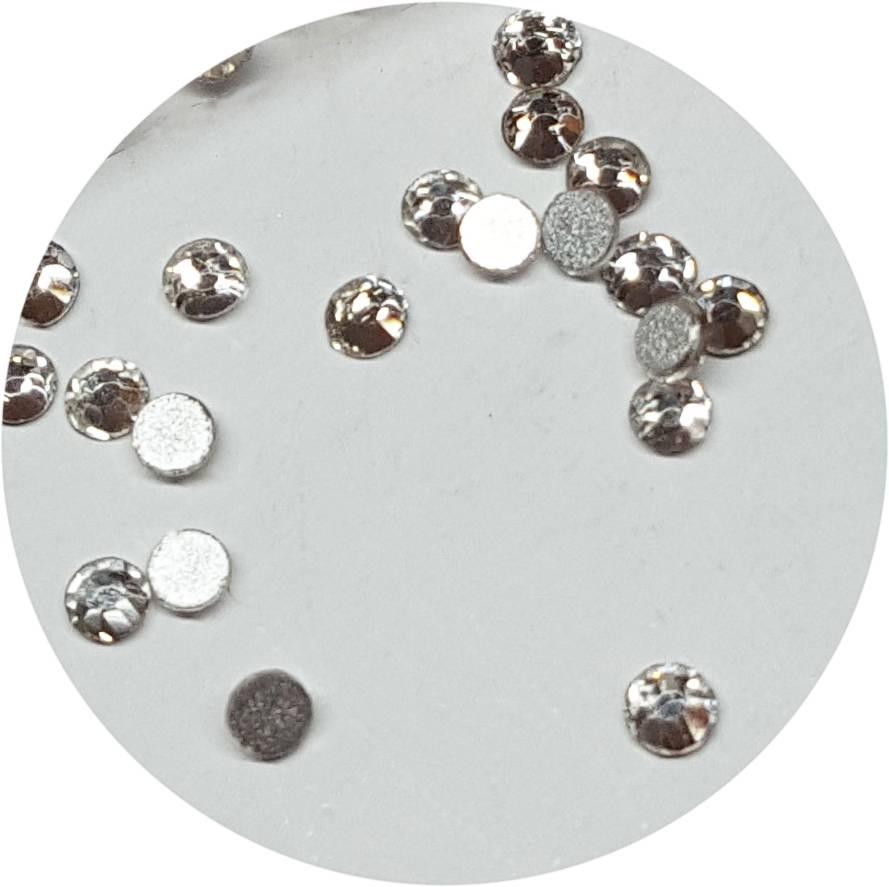 Clear Glas-Kristall SS5. 100 Stk.
