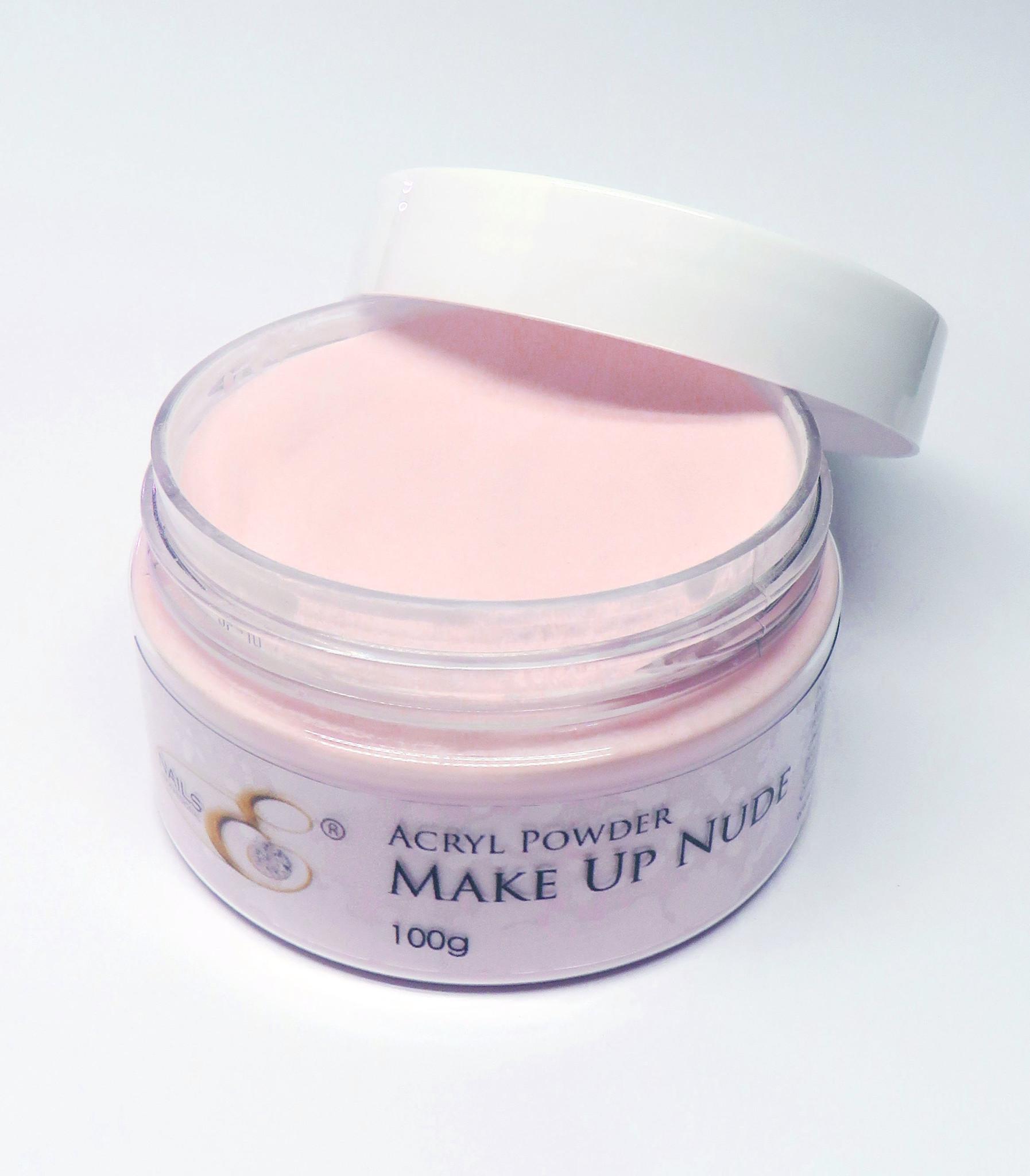 NailsE Professional Acryl Powder Make Up Nude, 100g