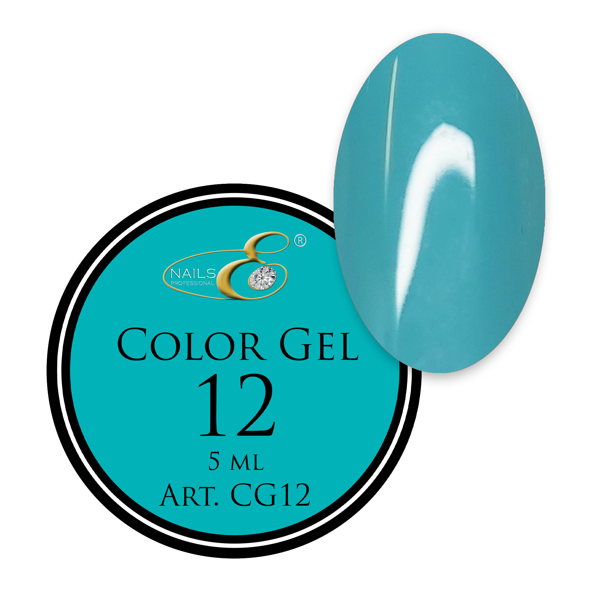 NailsE Professional NailsE Color Gel 12. 5ml