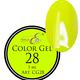 NailsE Professional NailsE Color Gel 28 Neongelb. 5ml .