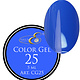 NailsE Professional NailsE Color Gel 25 Neon Blau. 5ml .