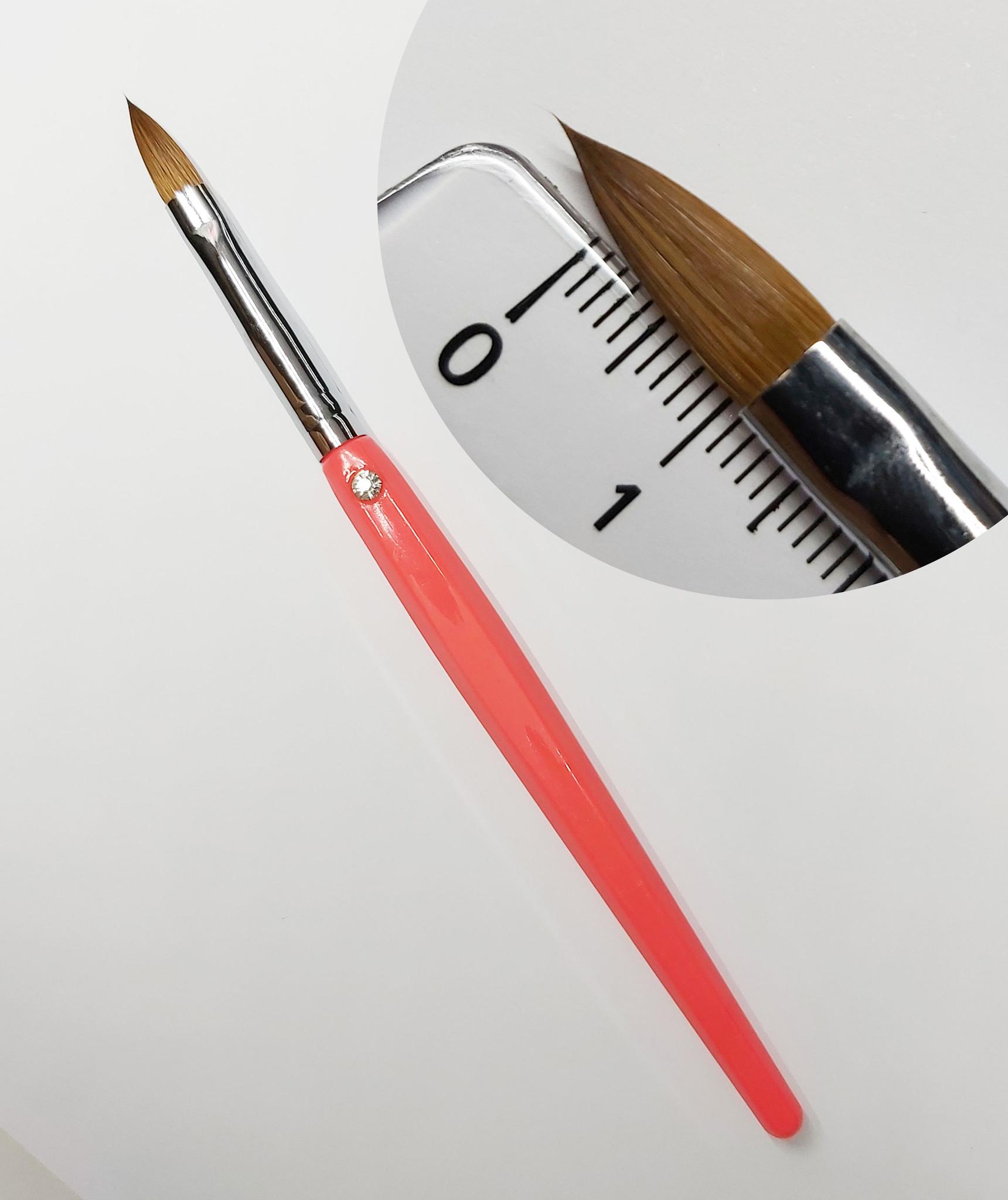 Acryl Pinsel N8