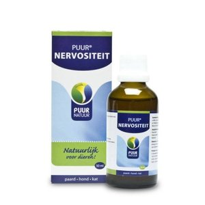 PUUR Nervositeit / Nervo 50ml