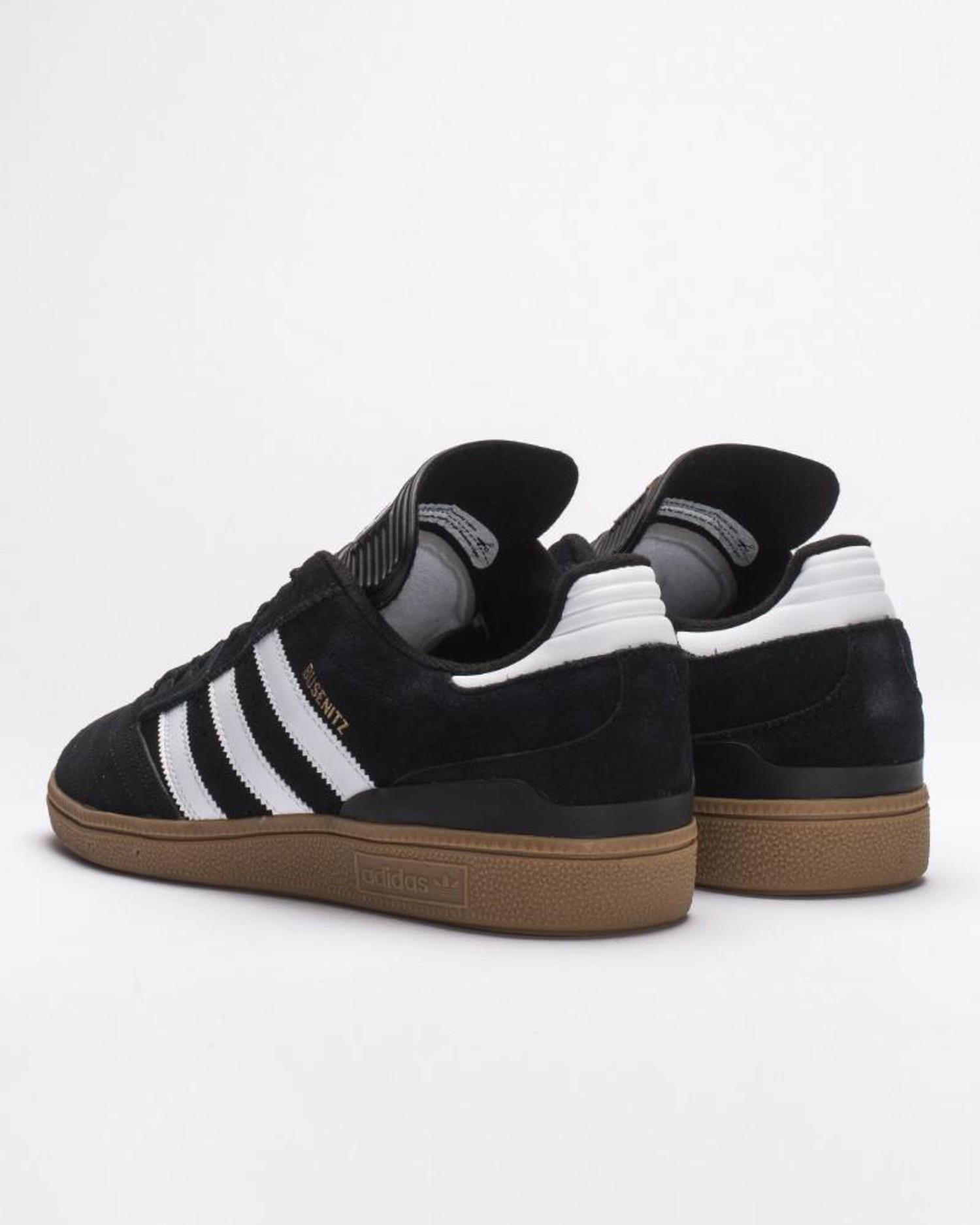 adidas Busenitz Black/White/Gum
