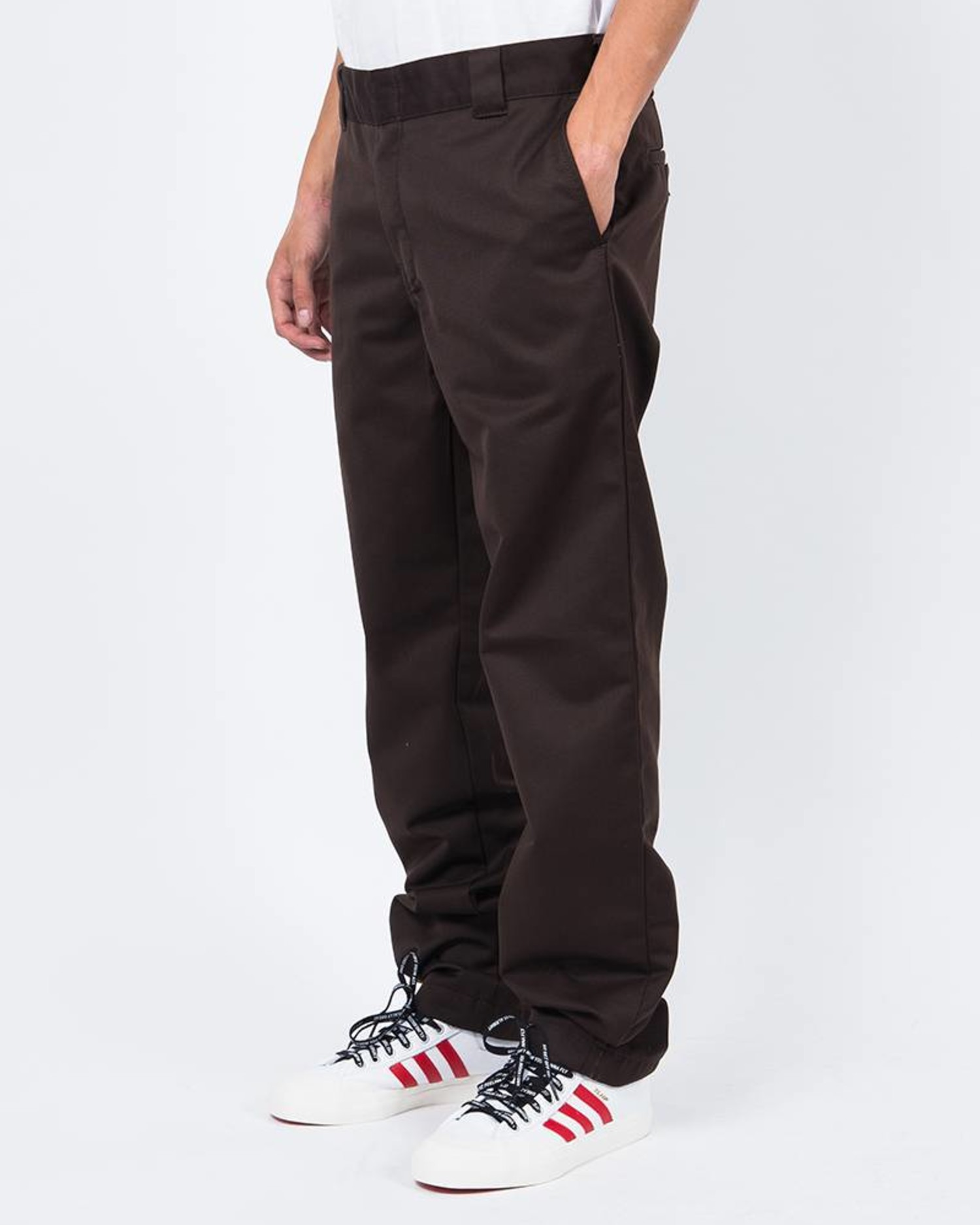 Carhartt Master Pants Tobacco Rinsed