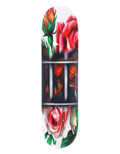 "Numbers Silvas Edition 3 8,3"" Deck"