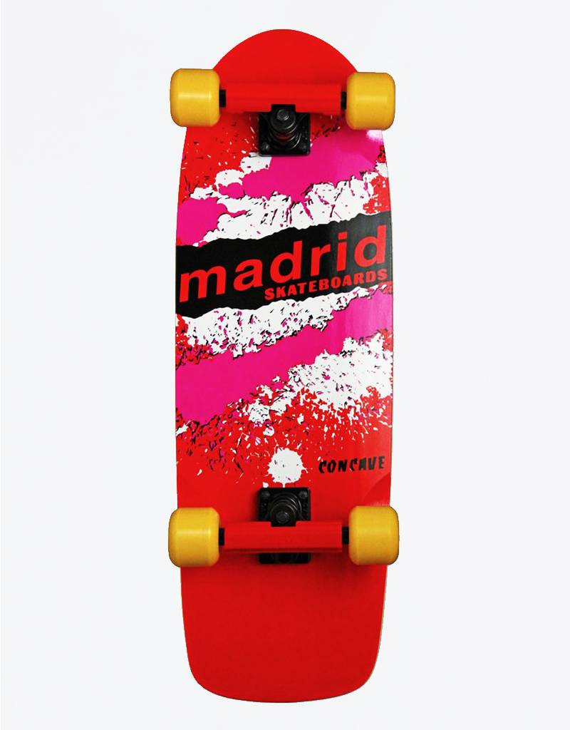 Madrid X Stranger Things MadMax Official Replica Complete