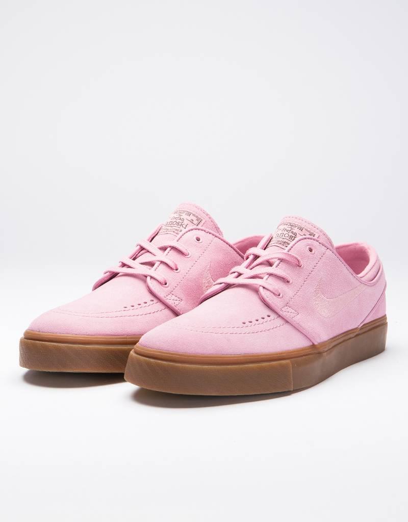 quality design 0b714 b4a75 Nike SB Nike SB Zoom Stefan Janoski elemental pink/elemental pink-sequoia -  Lockwood Skateshop