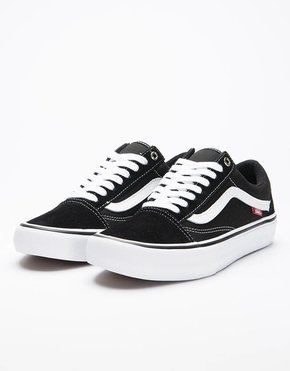 Vans Vans mn old skool pro black/white