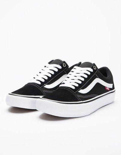 Vans mn old skool pro black white 9461a1b1aaf3a