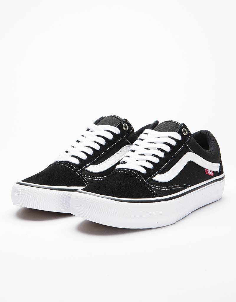 f23d45f4a2 Vans mn old skool pro black white - Lockwood Skateshop
