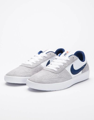 Nike SB Team Classic wolf grey/blue void-white-team orange