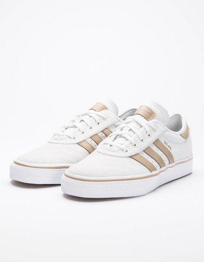 Adidas adi-ease premiere crywht/hemp/ftwwht