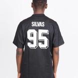 Adidas Silvas Jersey Black/White/Clblue