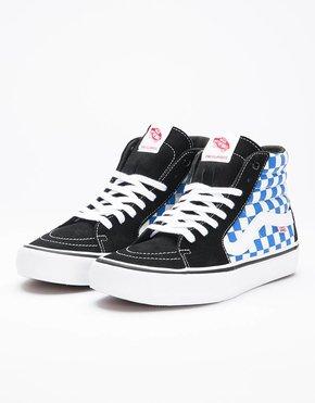 Vans Vans Sk8 Hi Pro Checkerboard Black/Navy