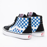 Vans Sk8 Hi Pro Checkerboard Black/Navy