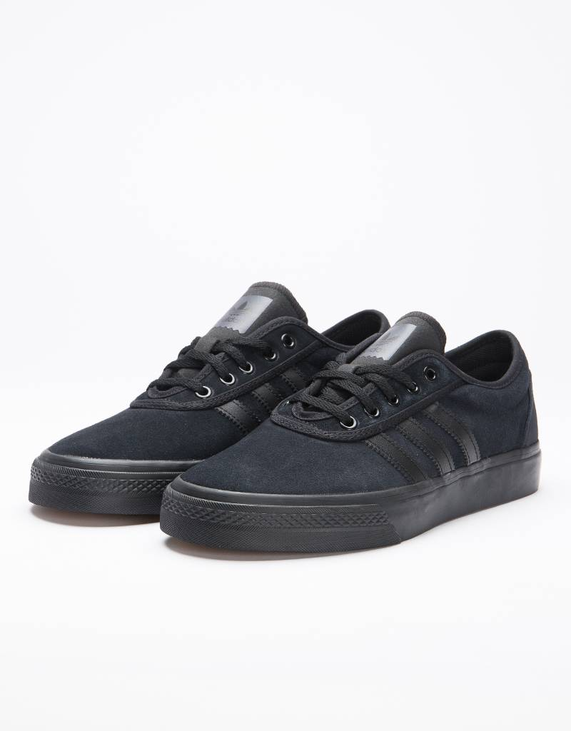 Adidas Adi-ease Black Canvas