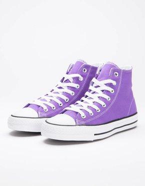 Converse Converse Ctas Pro Hi Purple/White