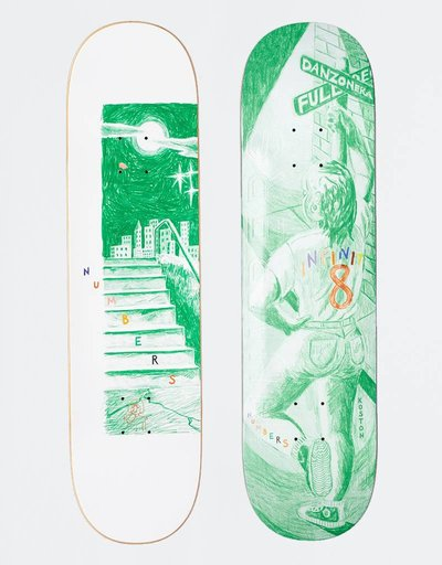 "Numbers Koston Edition 4 8,2"" Deck"