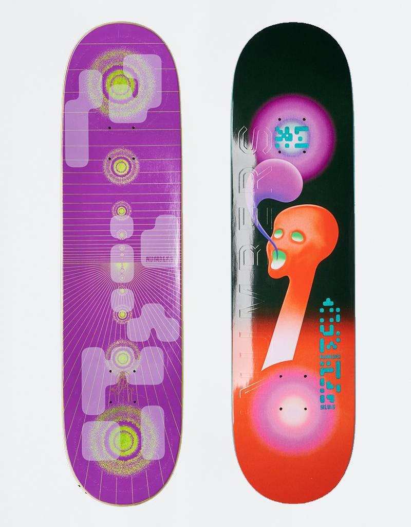 "Numbers Silvas Edition 4 8,2"" Deck"