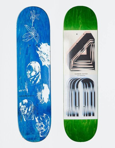"Numbers Mariano Edition 4 8,1"" Deck"