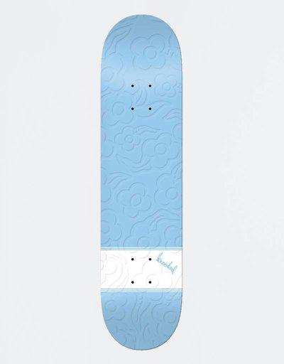 "Krooked x Adidas Gonz Bird Threestripes Baby Blue Deck 8,06"""