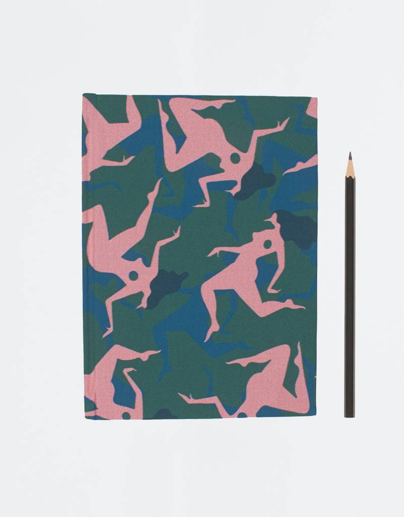 Parra Musical Chairs A5 Notebook