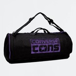 Converse Purple Duffle Bag Black