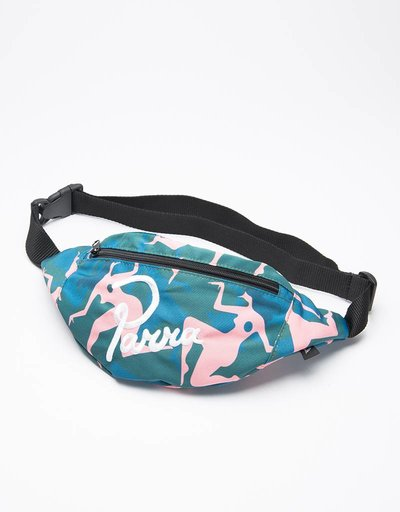 Parra Musical Chairs Waistpack Green