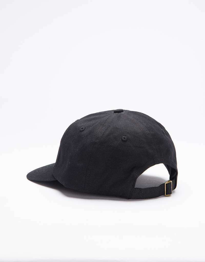 Dime Crushable Cap Black