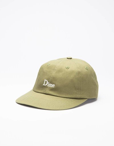 Dime Crushable Cap Olive