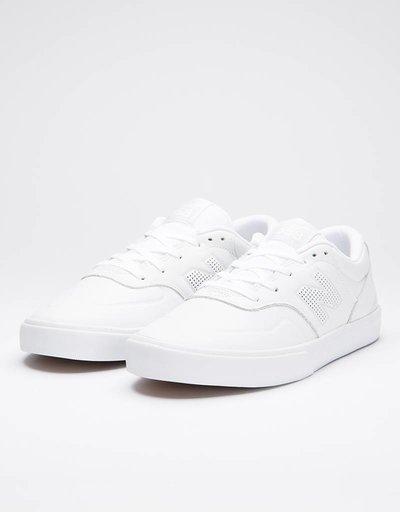 New Balance Numeric NM358WWW White/White