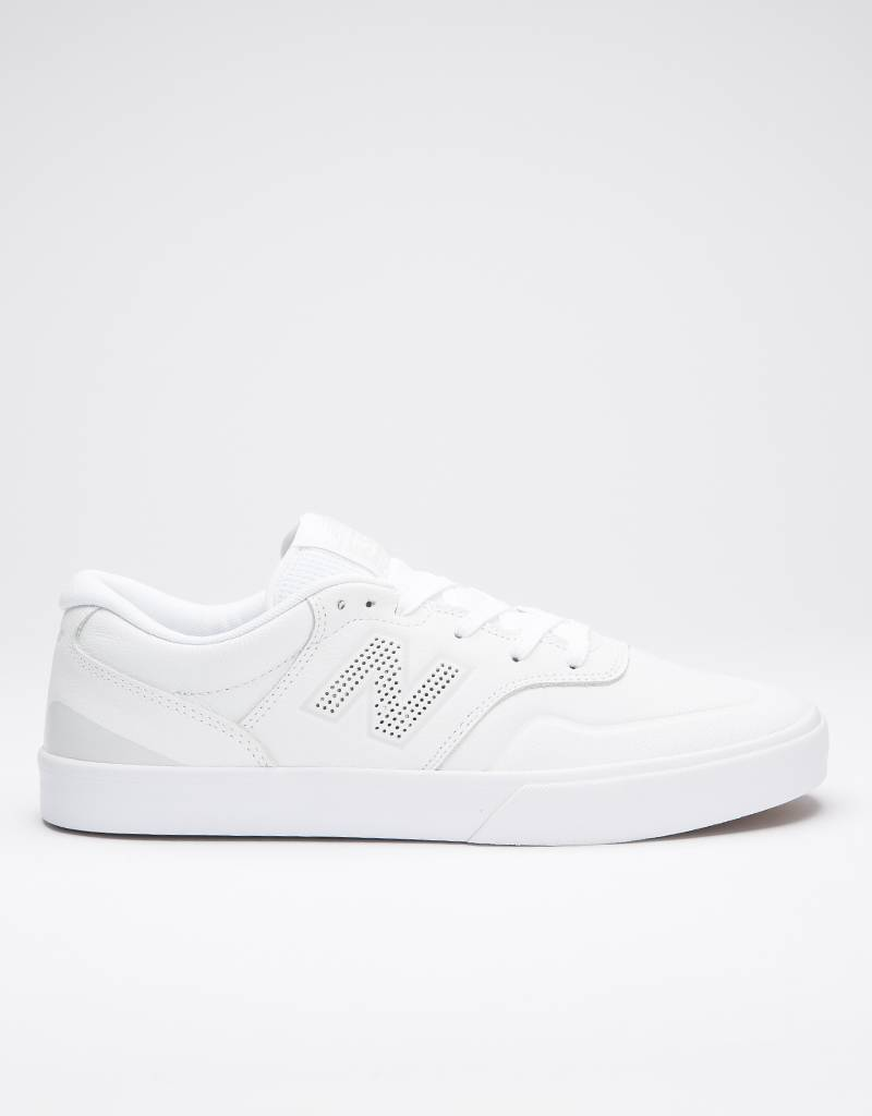 New Balance Numeric NM358WWW White/White