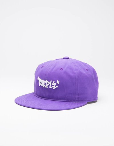 Converse Purple Cap