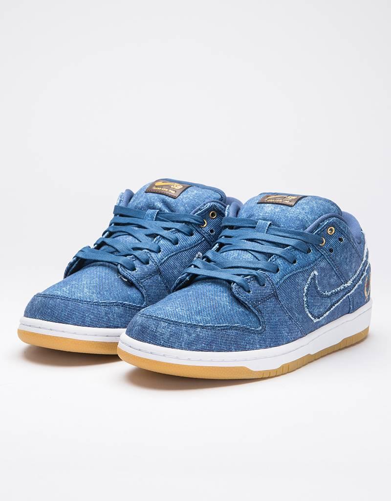 Nike SB Dunk Low Utility Blue/Utility Blue-White