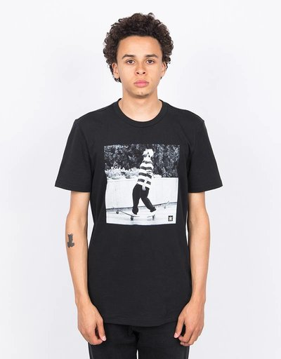 Adidas Gonz Skate Tee Black