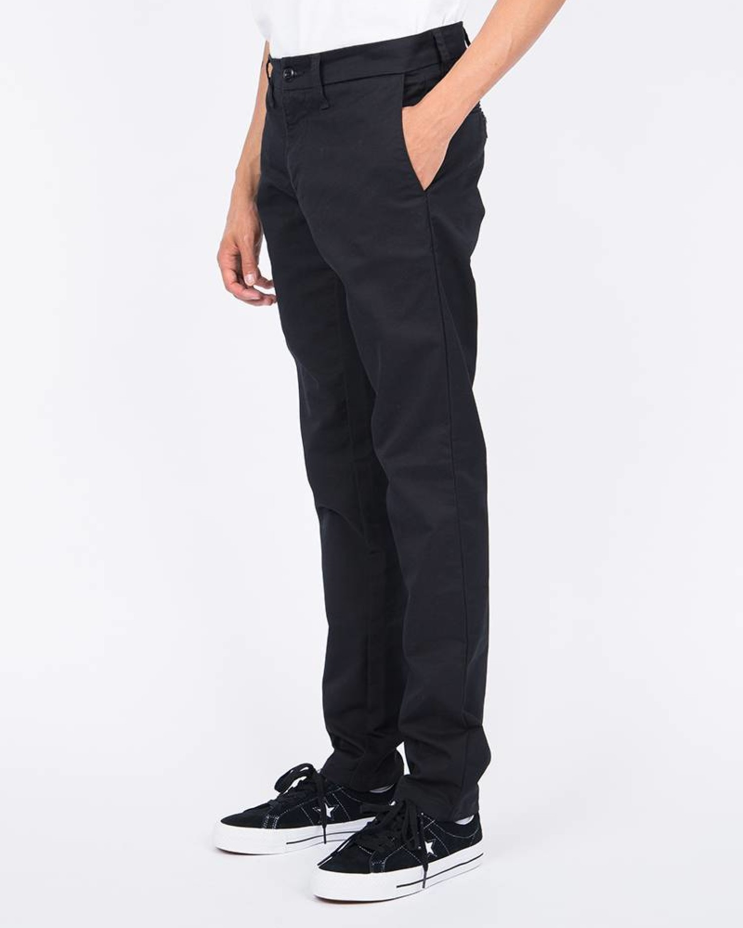 Carhartt Sid Pants Black Rinsed