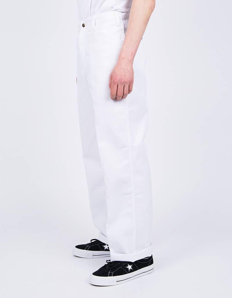 Ben Davis OG Ben's Workpants White