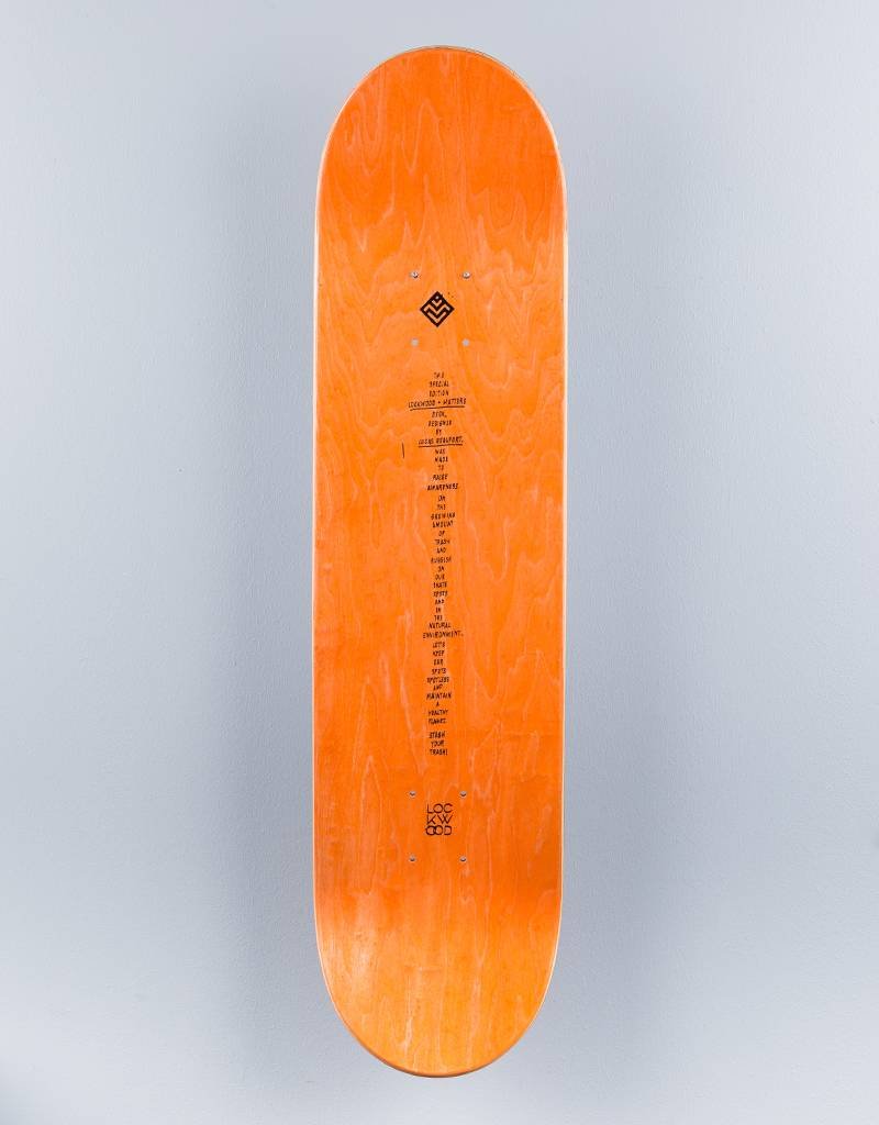 Lockwood x Matters Lucas Beaufort Deck 8.0""